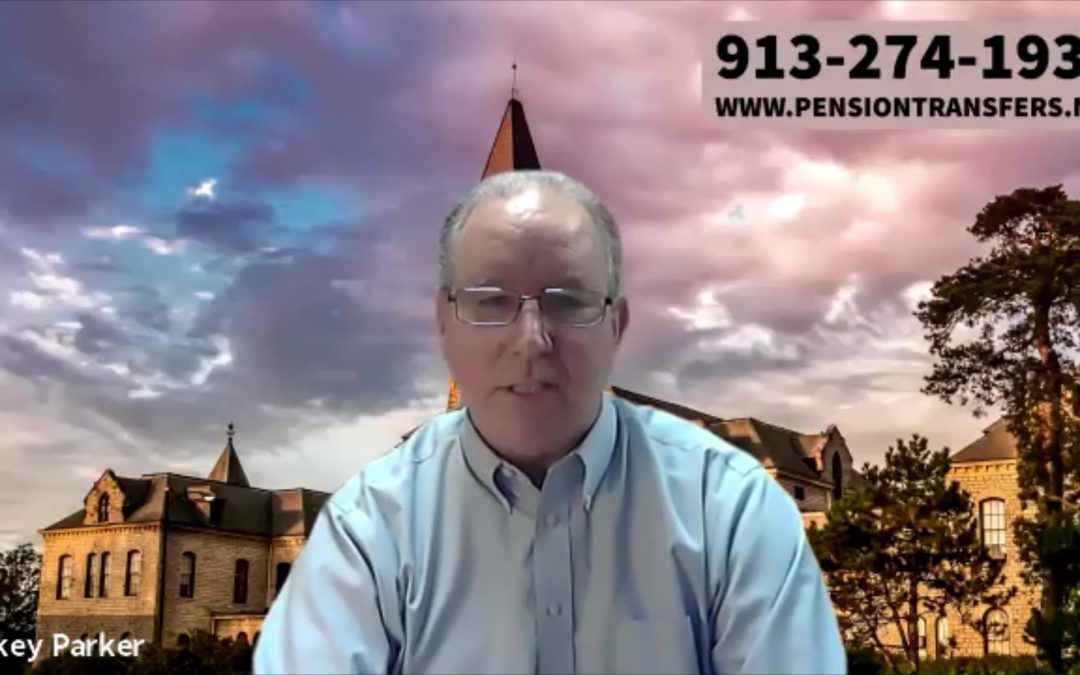 MICKEY PARKER WEBINAR SEGMENT ON USING RETIREMENT FUNDS TO BUY A BUSINESS